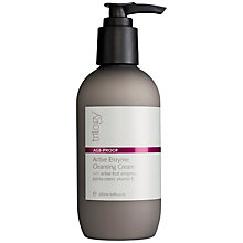 Buy Trilogy Active Enzyme Facial Cleansing Cream, 200ml Online at johnlewis.com