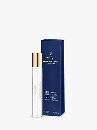 Aromatherapy Associates Support Breathe Rollerball Oil, 10ml