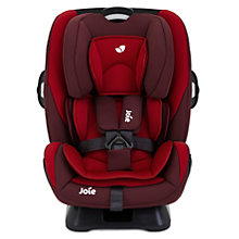 Buy Joie Every Stage Group 0+/1/2/3 Car Seat, Red Online at johnlewis.com