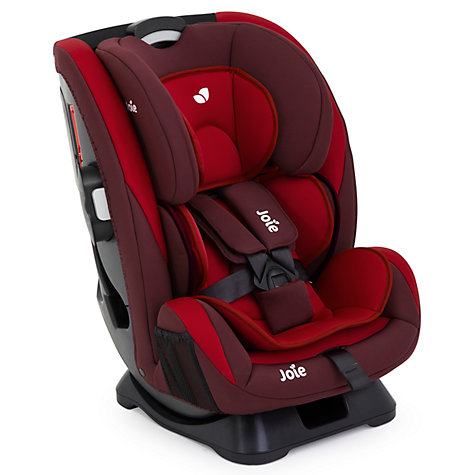 buy joie every stage group 0 1 2 3 car seat red john lewis. Black Bedroom Furniture Sets. Home Design Ideas