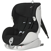Buy Britax Römer TRIFIX Group 1 Car Seat, Cosmos Black Online at johnlewis.com