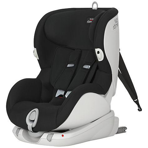 britax romer trifix car seat group 1 for 9 months to 4 years 9 18kg black isofix ebay. Black Bedroom Furniture Sets. Home Design Ideas
