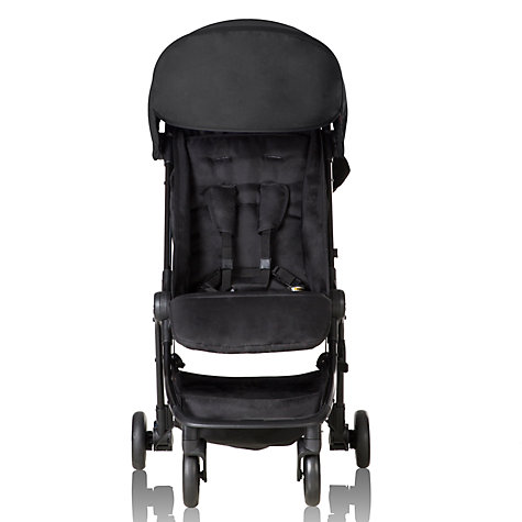 Buy Mountain Buggy Nano Stroller, Black Online at johnlewis.com
