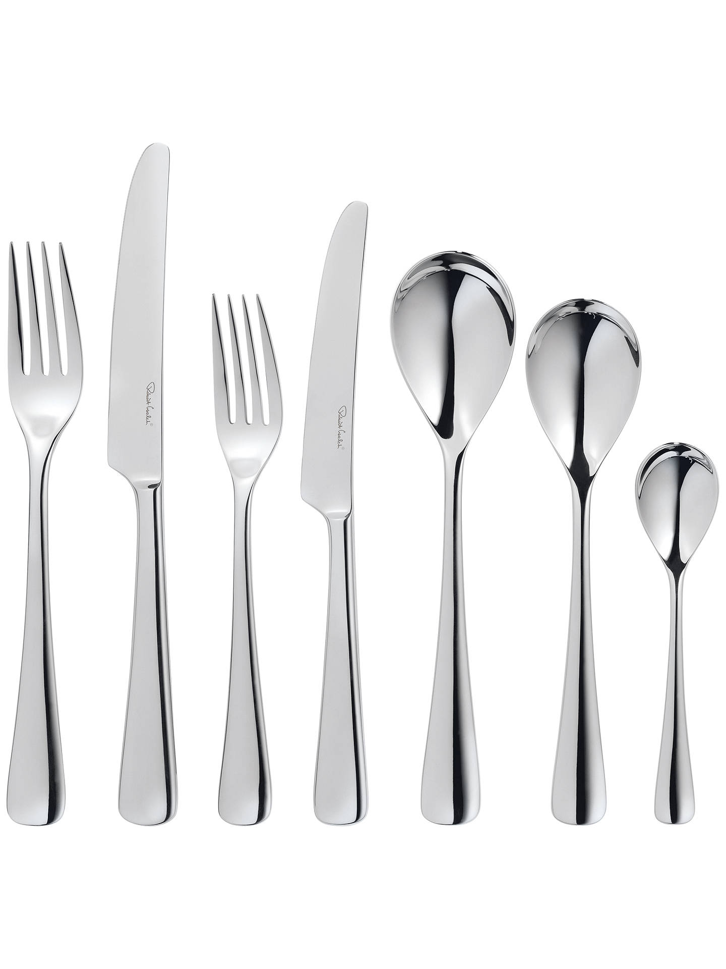 Buy Robert Welch Malvern Cutlery Set, 84 Piece/12 Place Settings Online at johnlewis.com