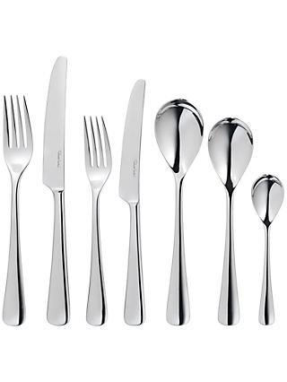 Robert Welch Malvern Cutlery Set, 84 Piece/12 Place Settings