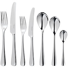 Buy Robert Welch Malvern Cutlery Set, 56 Piece Online at johnlewis.com