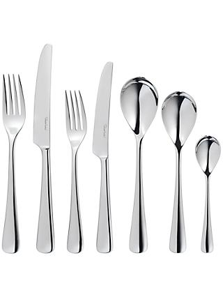 Robert Welch Malvern Cutlery Set, 56 Piece/8 Place Settings
