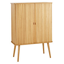 Buy John Lewis Grayson Tall Cabinet Online at johnlewis.com