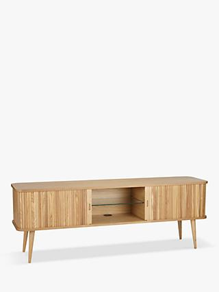 John Lewis & Partners Grayson Large TV Stand for TVs up to 70""