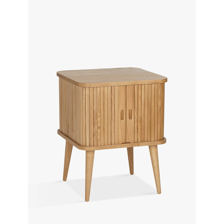 john lewis grayson storage side table at john lewis. Black Bedroom Furniture Sets. Home Design Ideas