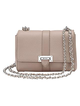 Aspinal of London Lottie Leather Cross Body Bag