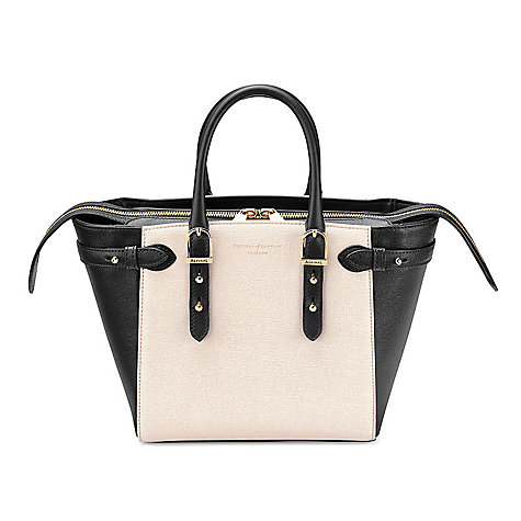 Buy Aspinal of London Marylebone Mini Leather Tote Bag Online at johnlewis.com