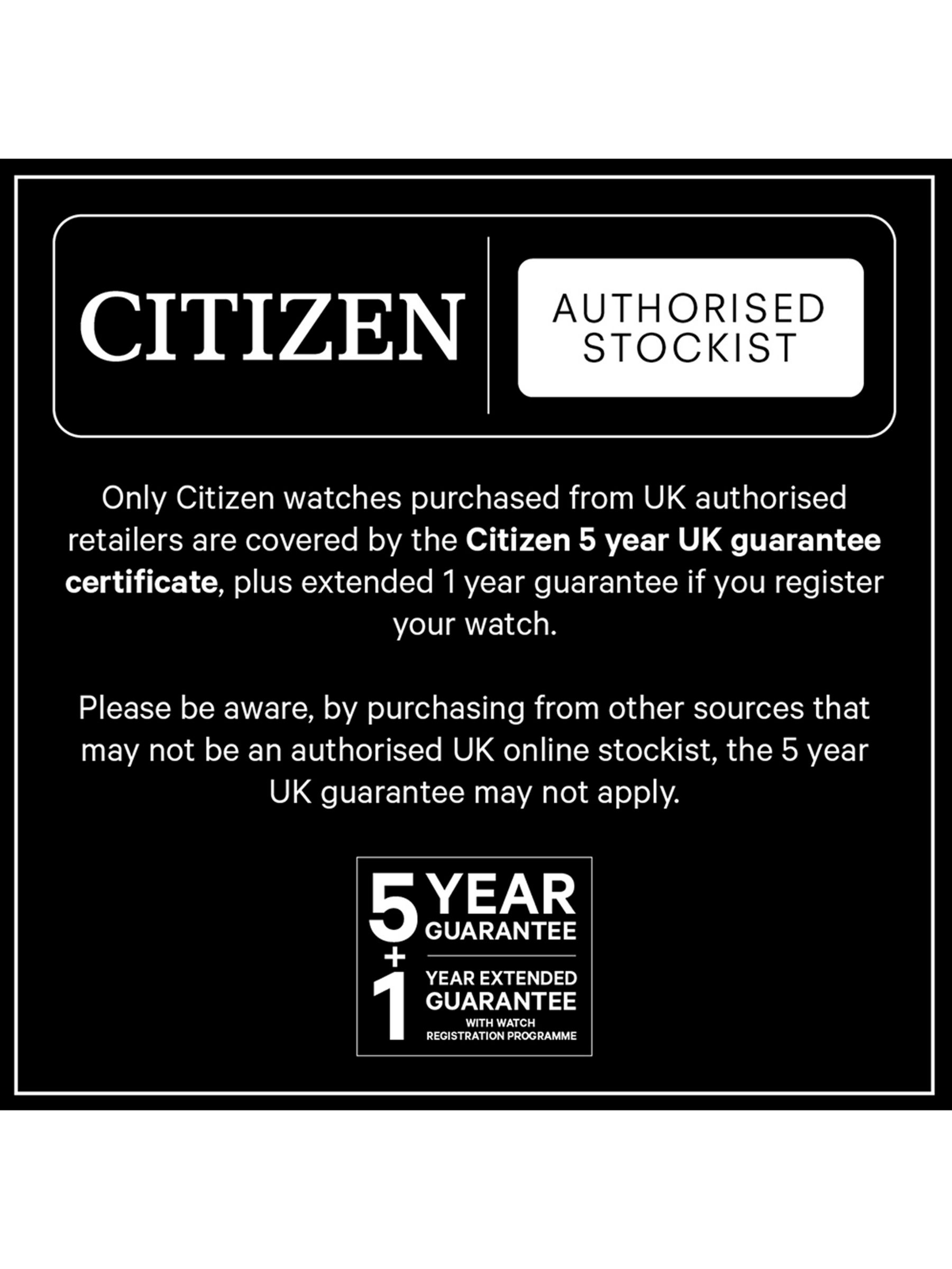 Citizen Citizen EW1400-53H Women's Titanium Date Bracelet Strap Watch, Silver/Black