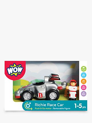 WOW Toys Richie Race Car