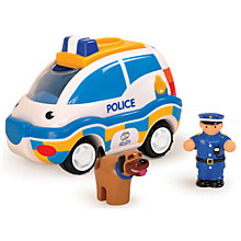 Buy WOW Toys Police Chase Charlie Online at johnlewis.com