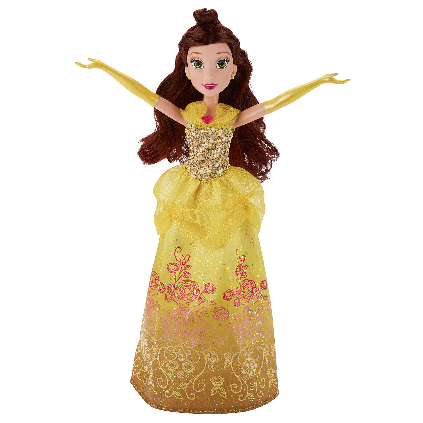 BuyDisney Princess Beauty and the Beast Classic Belle Doll Online at johnlewis.com