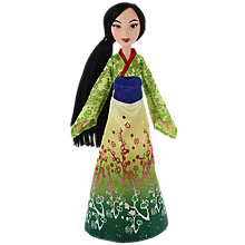 Buy Disney Princess Classic Mulan Doll Online at johnlewis.com