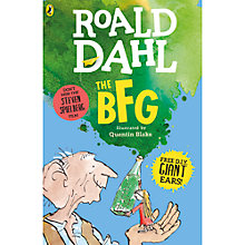 Buy The BFG Book Illustrated by Quentin Blake Online at johnlewis.com
