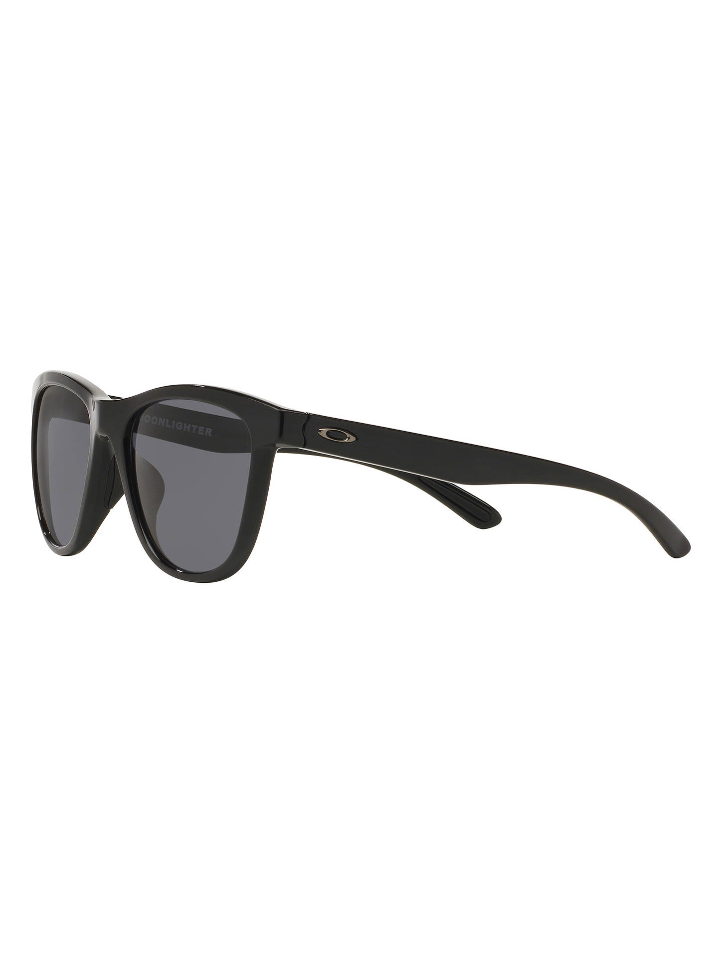 9748afaa94 Oakley OO9320 Moonlighter D-Frame Sunglasses at John Lewis   Partners