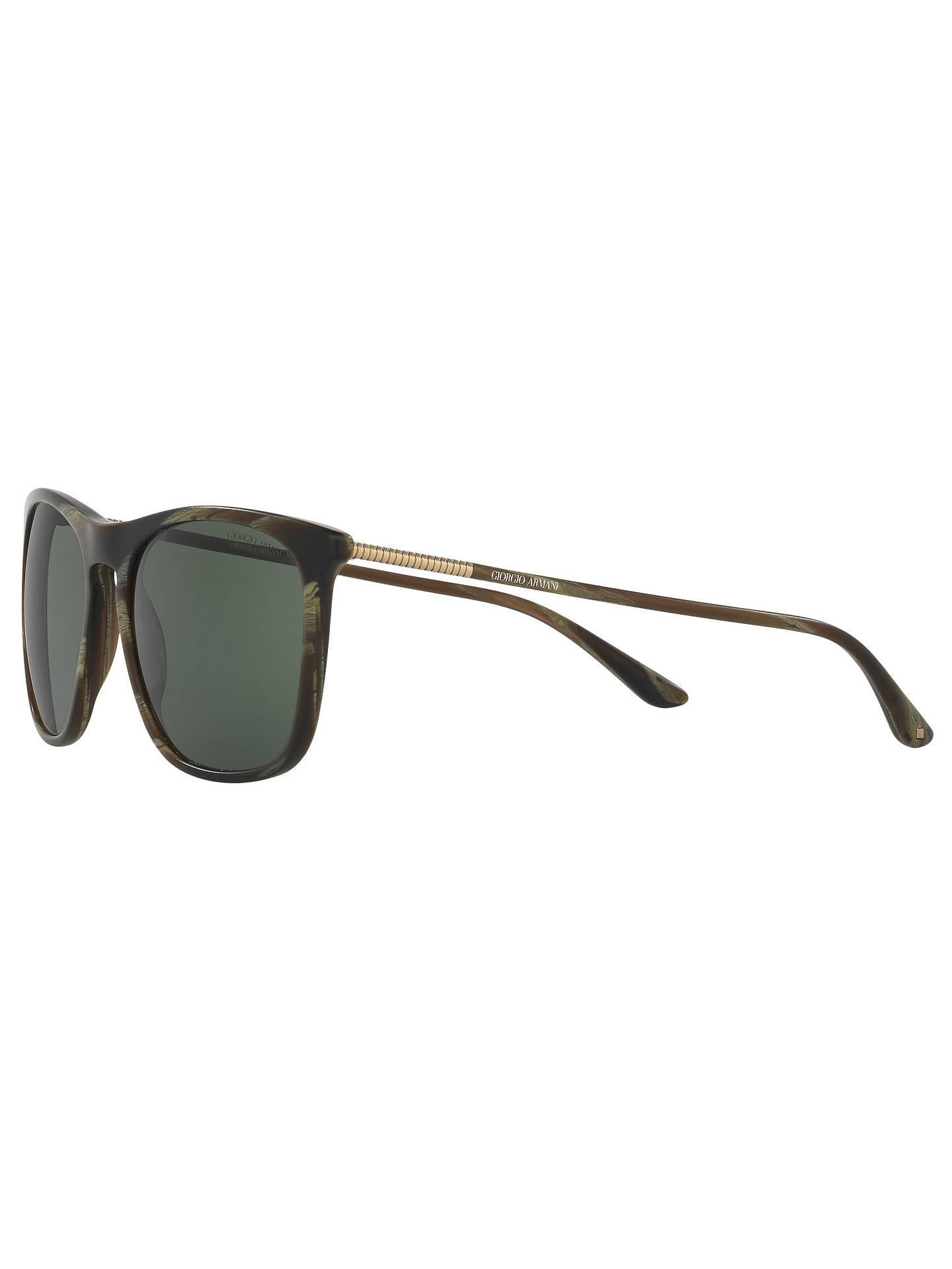 64a4856b5c8 ... Buy Giorgio Armani AR8076 Frames of Life Square Sunglasses