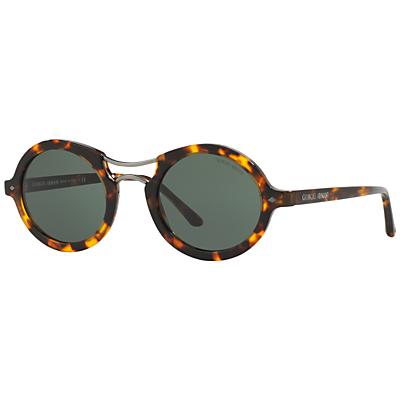 Giorgio Armani AR8072 Frames of Life Round Sunglasses