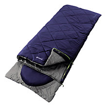 Buy Outwell Contour Single Delux Sleeping Bag Online at johnlewis.com