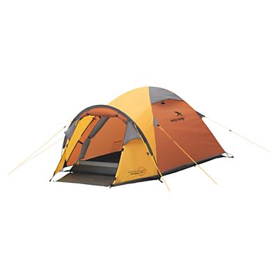 Easy Camp Quasar 200 2 Man Tent, Orange