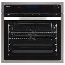 Buy John Lewis JLBIOS625 Built-In Single Multifunctional Oven with Added Steam, Stainless Steel Online at johnlewis.com