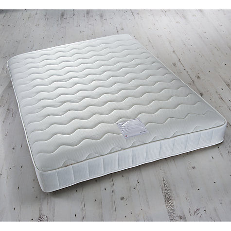 John Lewis Memory Collection Open Spring Foam Mattress Medium Double Online At