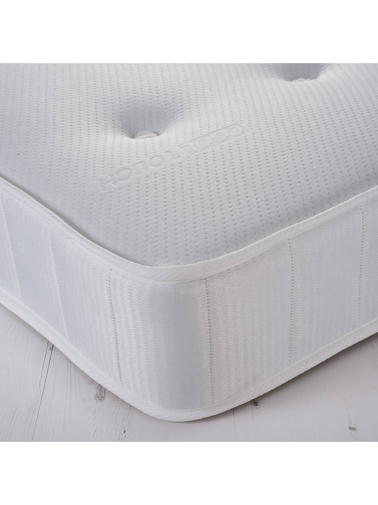 BuyJohn Lewis Essentials Collection Response 920 Ortho Open Spring Mattress, Firm, Double Online at johnlewis.com