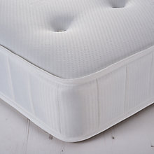 Buy John Lewis Essentials Response 920 Open Spring Mattress, Medium, Single Online at johnlewis.com