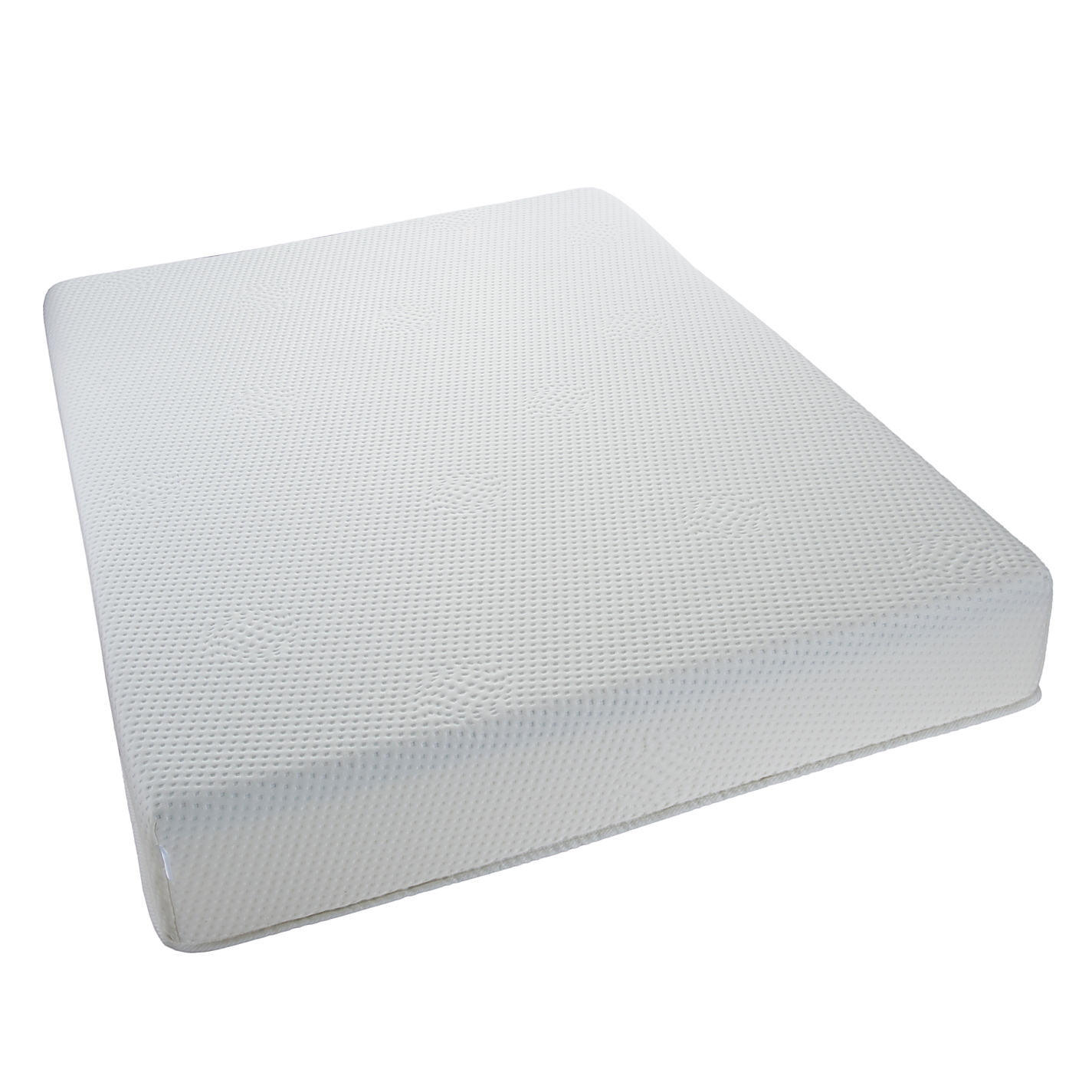 John Lewis Memory Collection Contour Cool Support Foam Mattress Medium Double Online