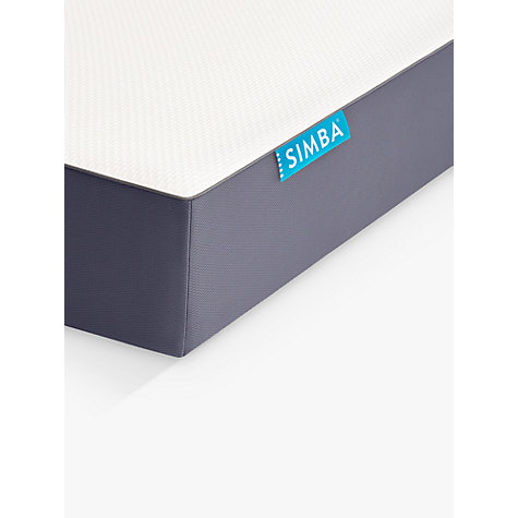 Buy Simba Hybrid Memory Foam Pocket Spring Mattress