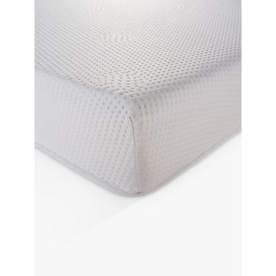 John Lewis Memory Collection Contour Cool Support Memory Foam Mattress, Medium, King Size