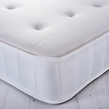 Buy John Lewis Memory Collection Response 920 Memory Foam Deluxe Open Spring Mattress, Medium, Double Online at johnlewis.com