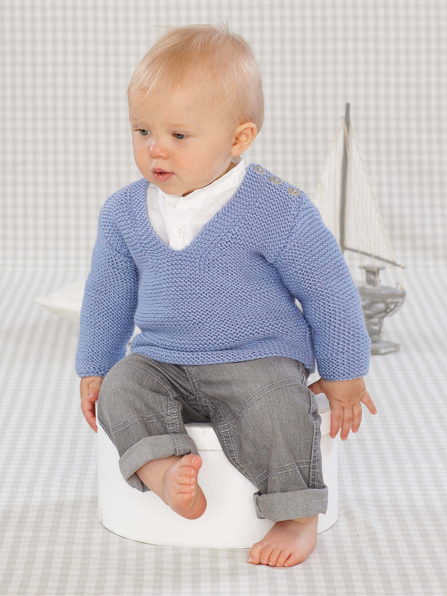 BuySirdar Sublime Baby Knitting Pattern Booklet, 0696 Online at johnlewis.com
