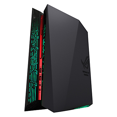 ASUS ROG G20CB Gaming Desktop PC, Intel Core i7, 16GB RAM, 2TB, NVIDIA GTX 960, Black