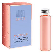 Buy Mugler Angel Muse Eau de Parfum Refill Bottle, 50ml Online at johnlewis.com