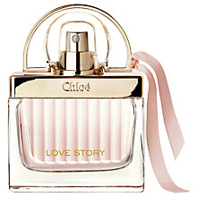 Buy Chloé Love Story Eau de Toilette Online at johnlewis.com