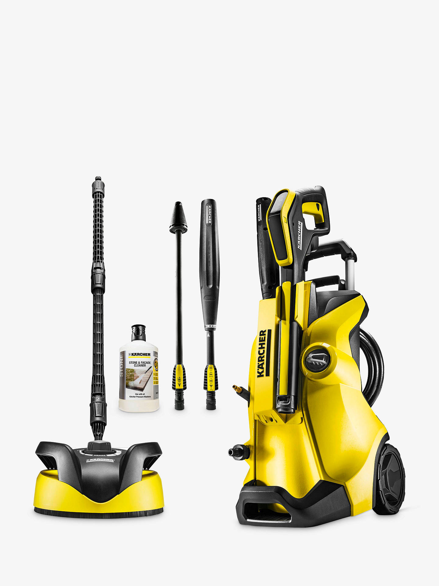 Extreem Kärcher K4 Full Control Home Pressure Washer at John Lewis & Partners PM03