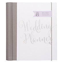 Buy Busy B Bride To Be Planner Online at johnlewis.com