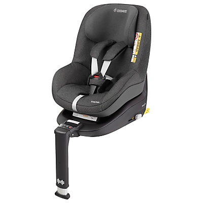 Maxi-Cosi 2wayPearl i-Size Group 1 Car Sea, Sparkling Grey
