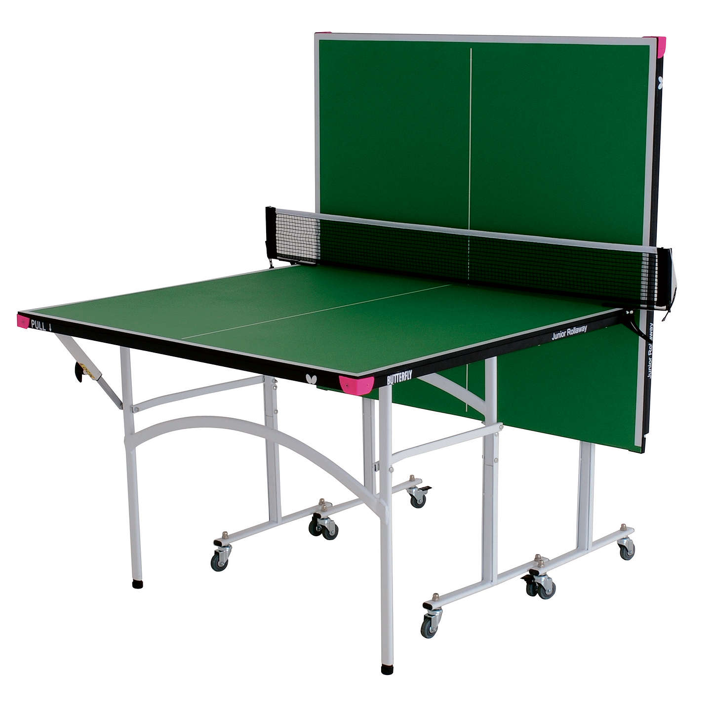 ... BuyButterfly Junior Indoor Rollaway 3/4 Size Table Tennis Online At  Johnlewis.com ...