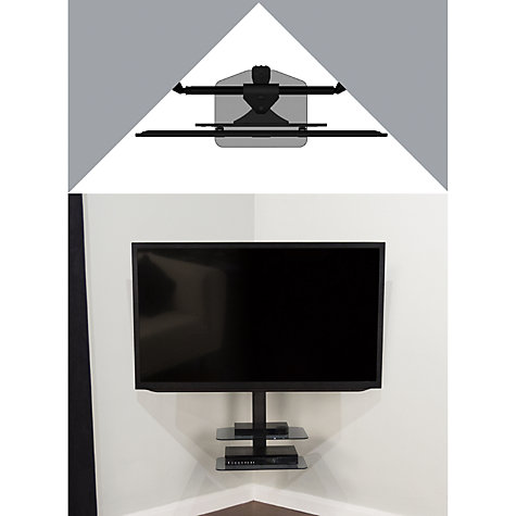 "Buy AVF ZSL5502 Multi-Position Corner Wall Mount For TVs From 32-70"" Online at johnlewis.com"