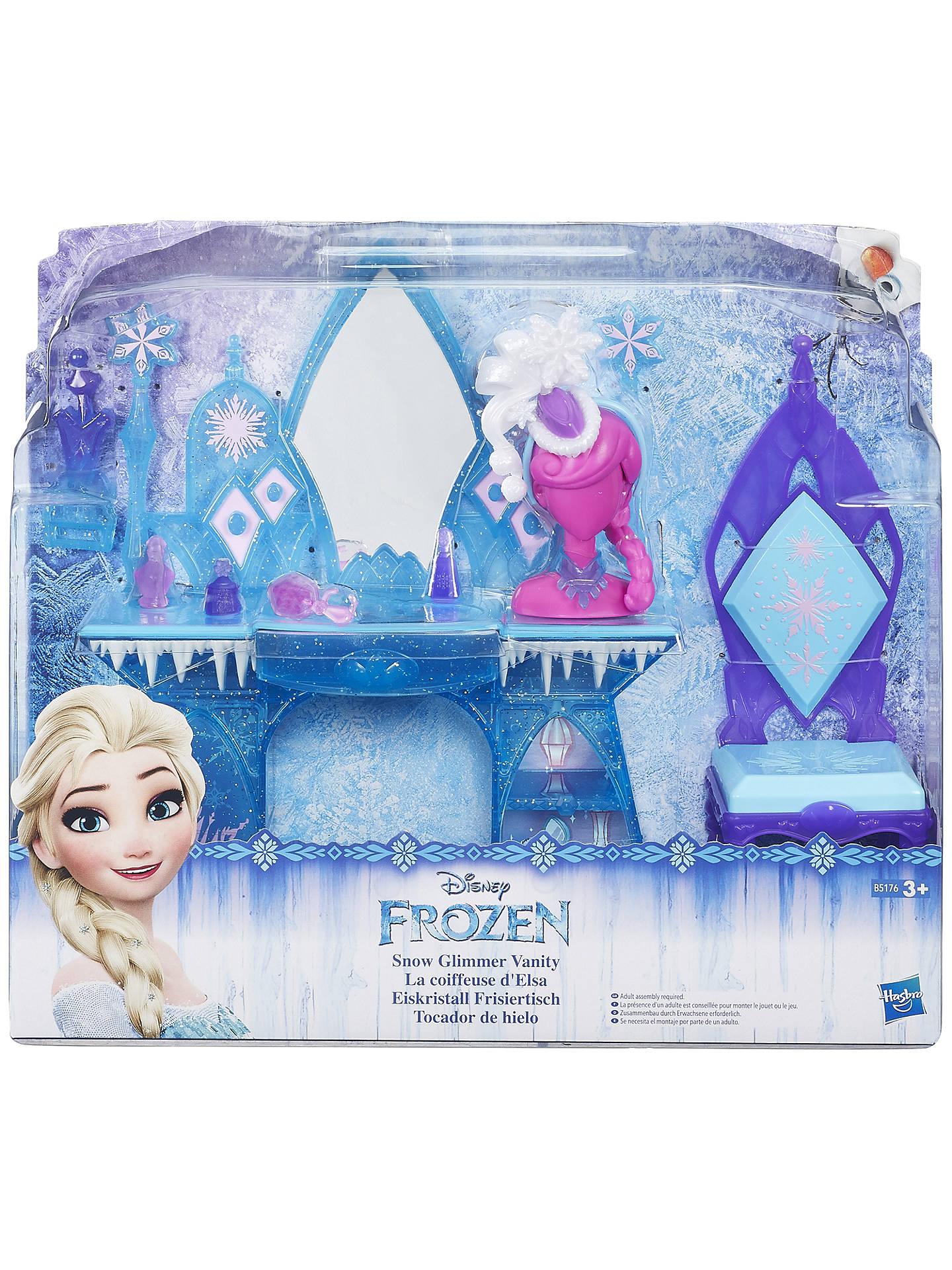 Disney Frozen Snow Glimmer Vanity Set At John Lewis Amp Partners