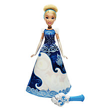 Buy Disney Princess Cinderella Story Skirt Doll Online at johnlewis.com