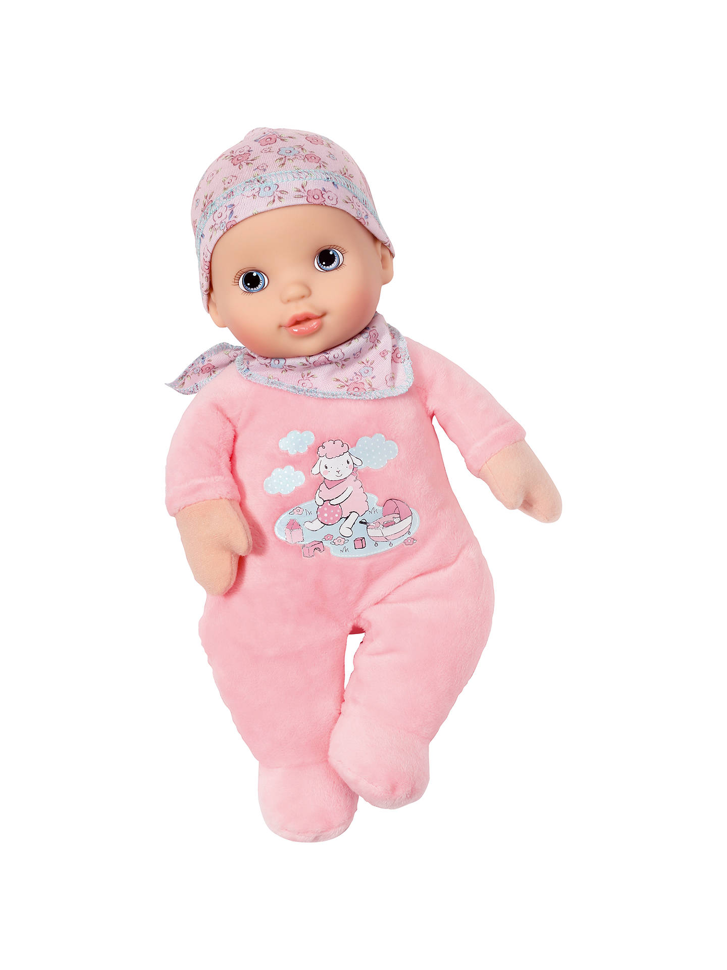 Zapf My First Baby Annabell Newborn Doll at John Lewis ...