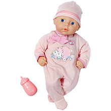 Buy Zapf My First Baby Annabell Doll Online at johnlewis.com