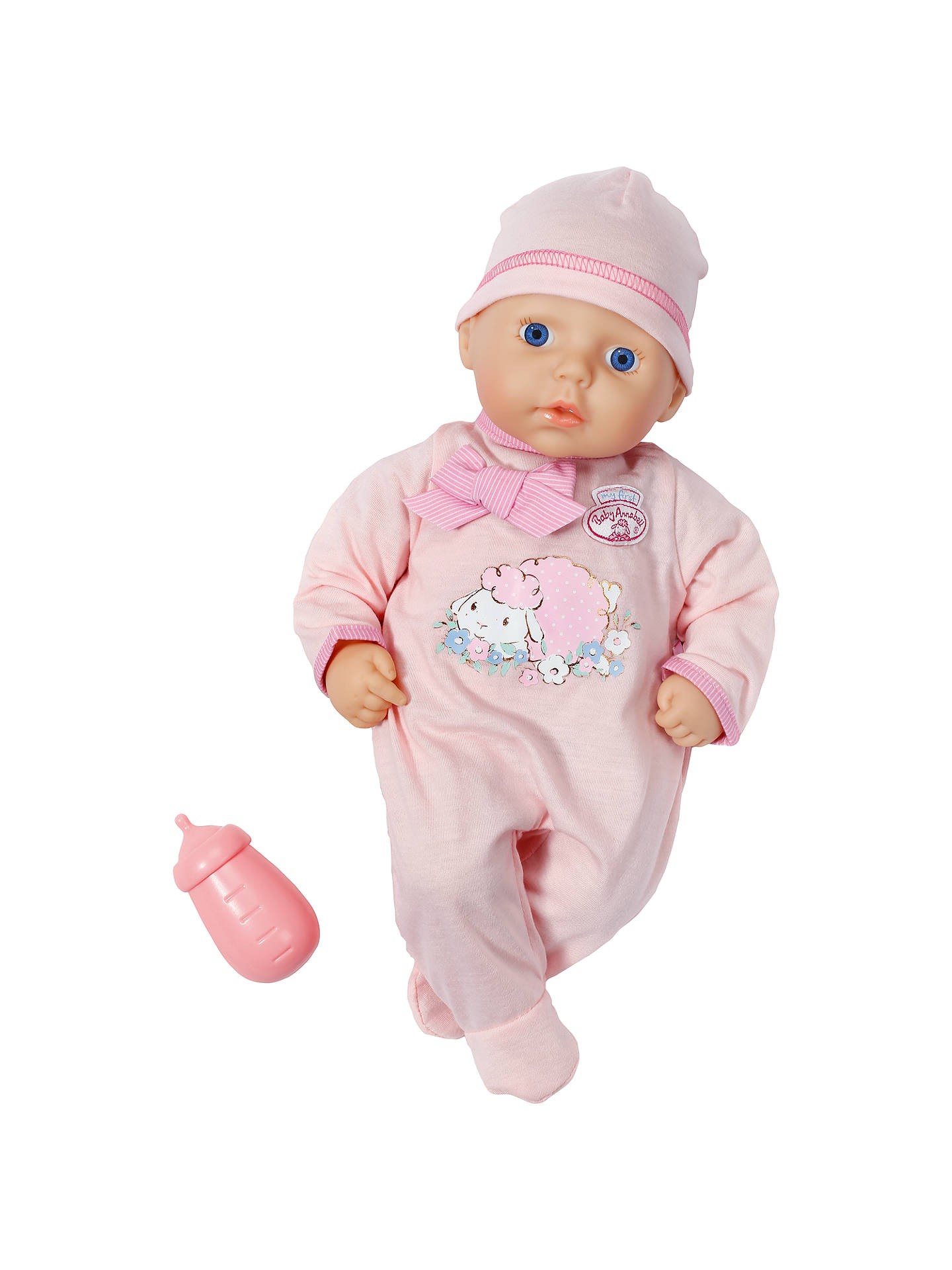 Zapf My First Baby Annabell Doll at John Lewis & Partners
