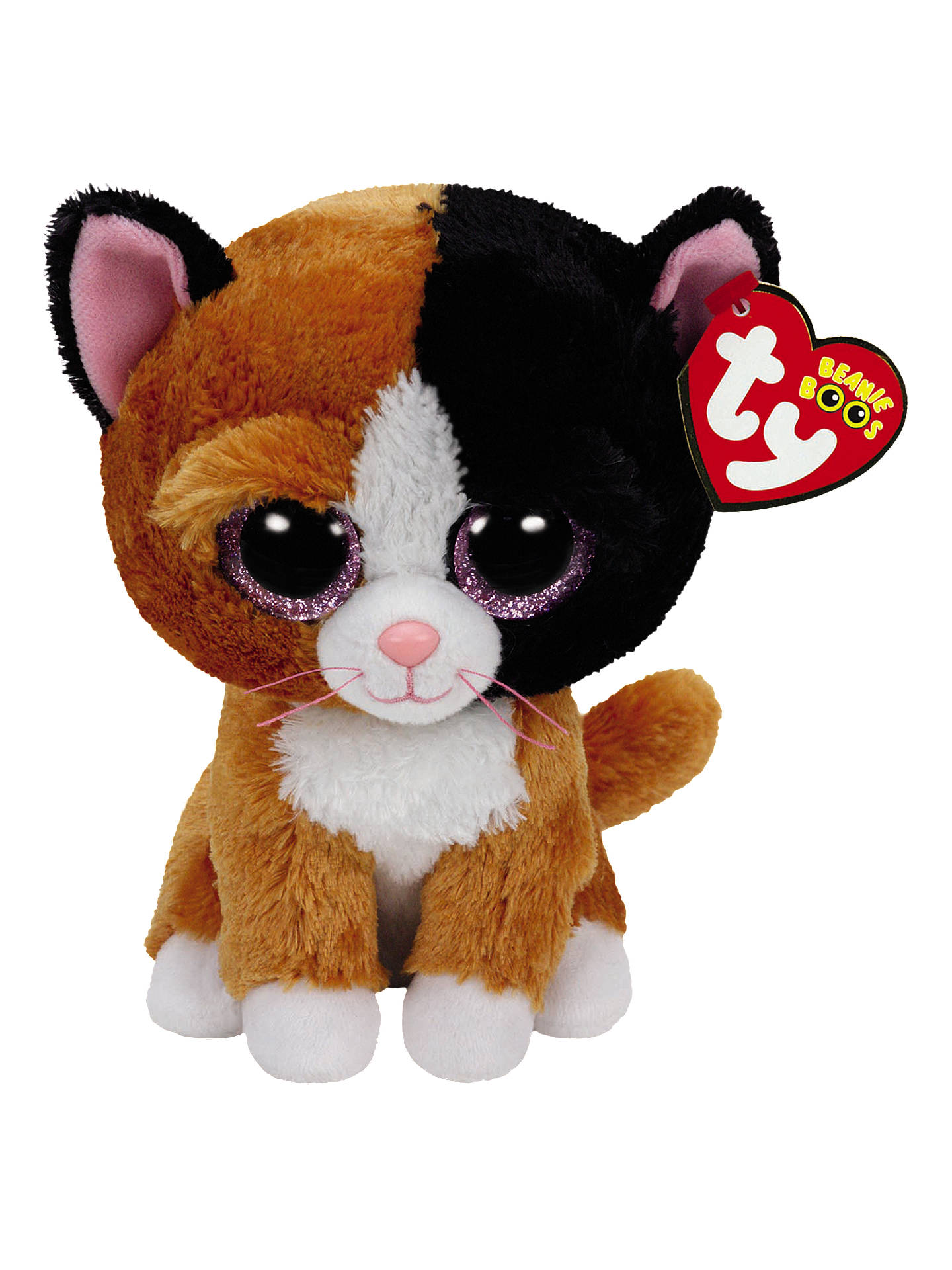 726f0691ac0 BuyTy Beanie Boo Tauri Cat Soft Toy